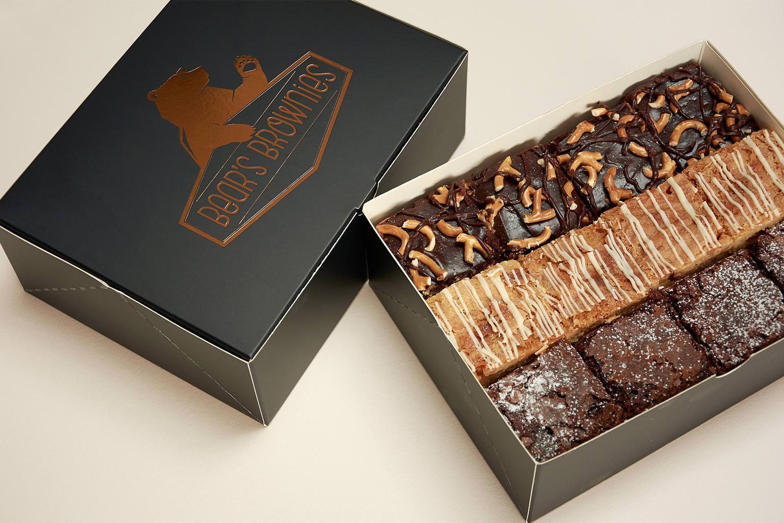 Brownies Delivered Hand Pick Your Selection At Bear S Brownies
