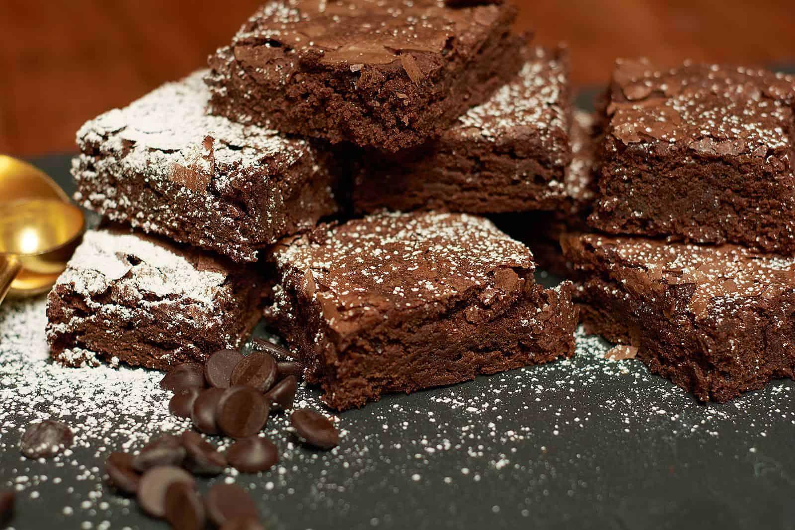 Chocolate Fudge Brownie Cake Uk